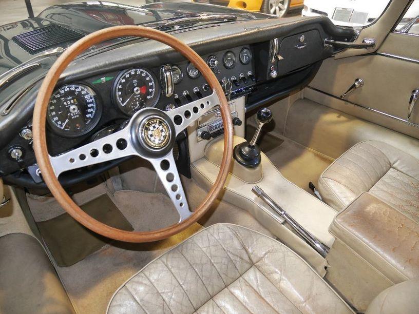 occasion jaguar type e serie 1 2 2 type e 1966 vaulcuse