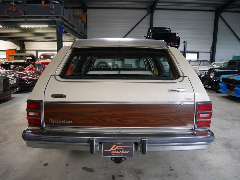 Occasion CHEVROLET CAPRICE 1984 Vaucluse 84